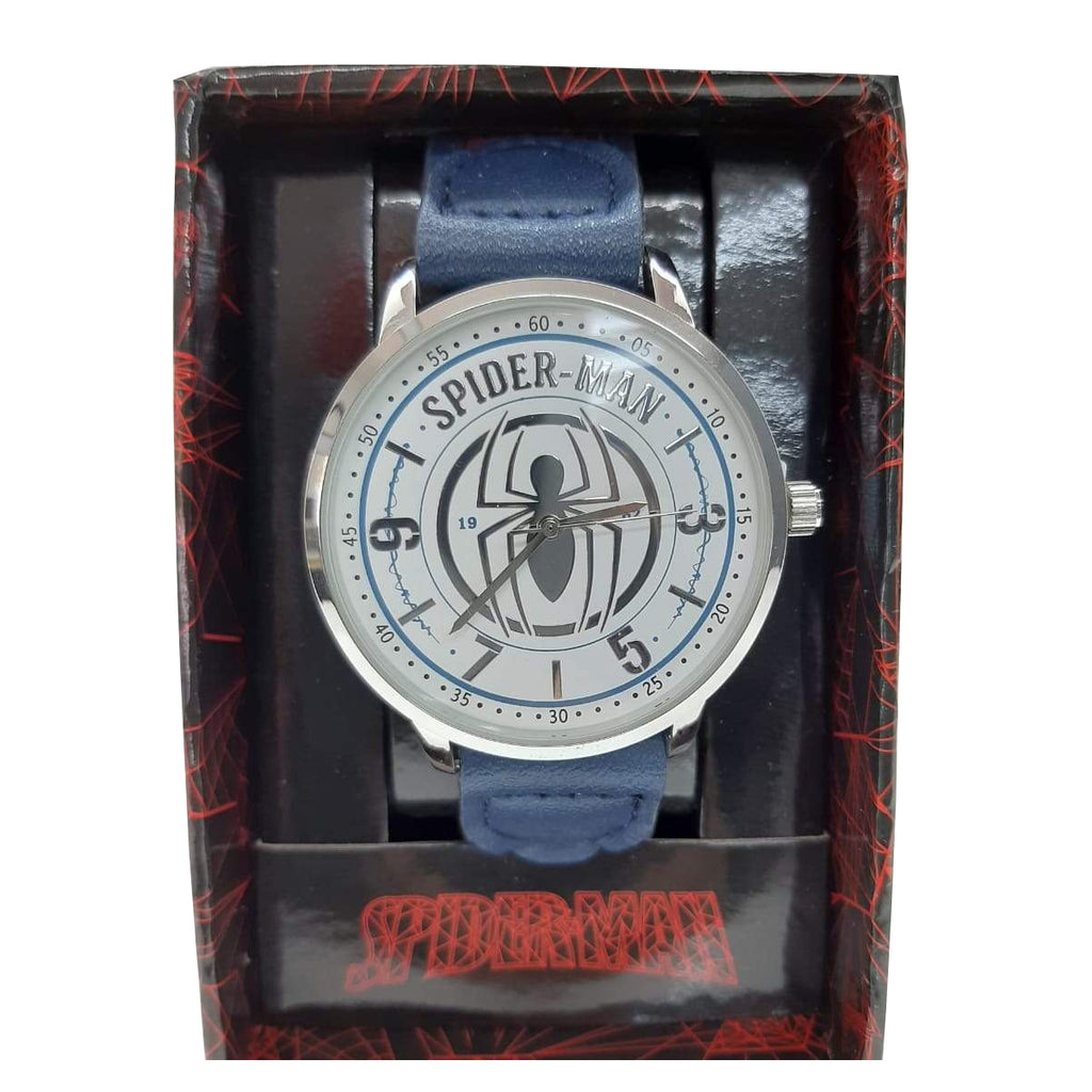 Marvel watch Spider-man Classic Colors Strap Watch bracelette