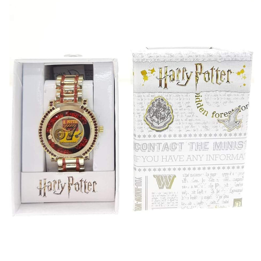 Harry Potter watch Harry Potter 07 Strap Watch bracelette