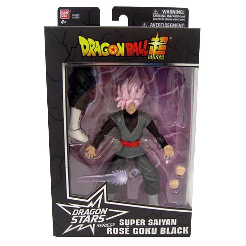 Dragon Ball Stars - Super Saiyan Rose Goku Black
