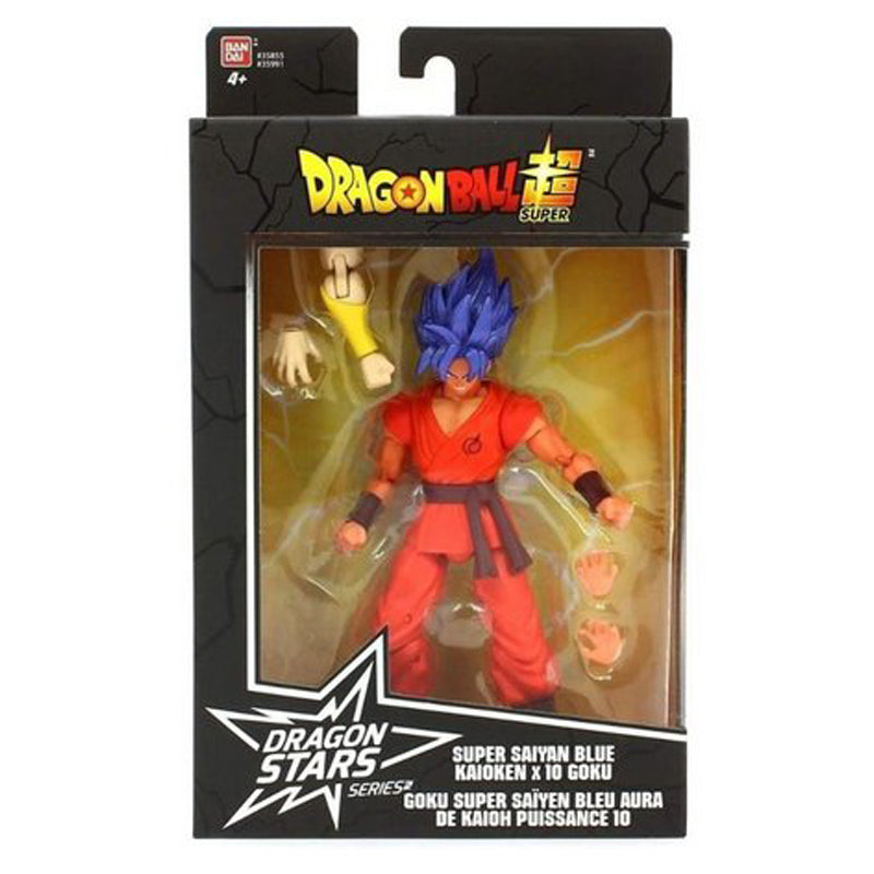 Dragon Ball Stars - Super Saiyan Blue Kaioken x10