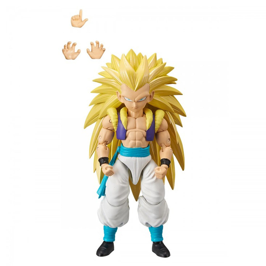 Dragon Ball Stars - Super Saiyan 3 Gotenks