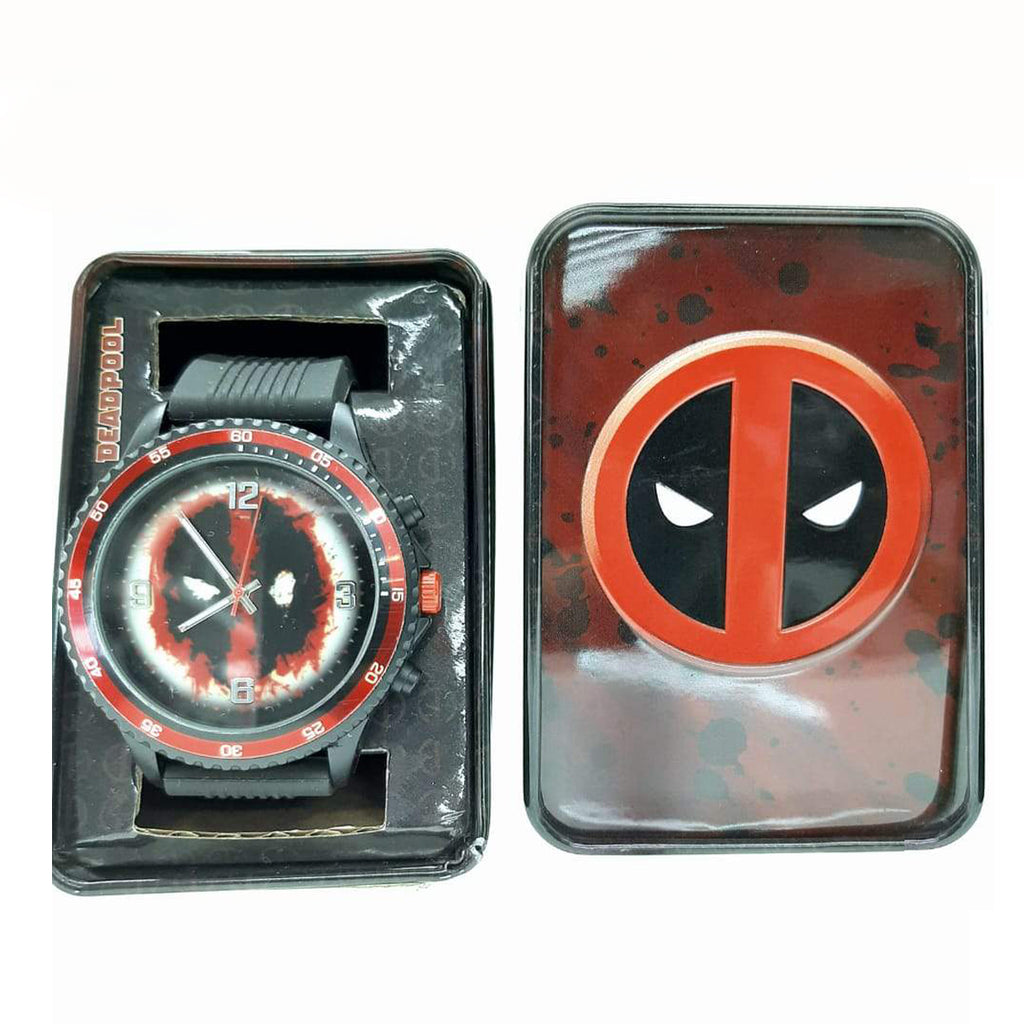 Marvel Deadpool Strap Watch bracelet