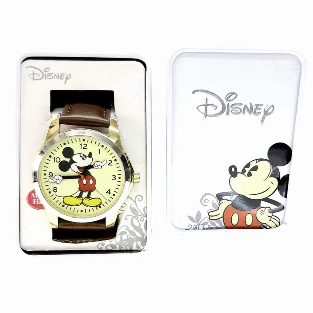 Disney Mickey Mouse -Classic Mickey Strap Watch bracelet
