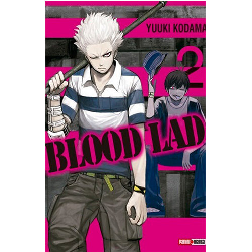 "Blood Lad Vol 2 Paperback ""Spanish Edition"""