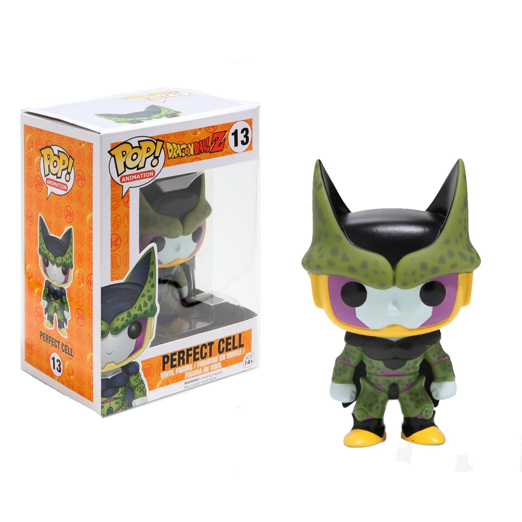 Funko POP! Animation #13: Dragonball Z Perfect Cell