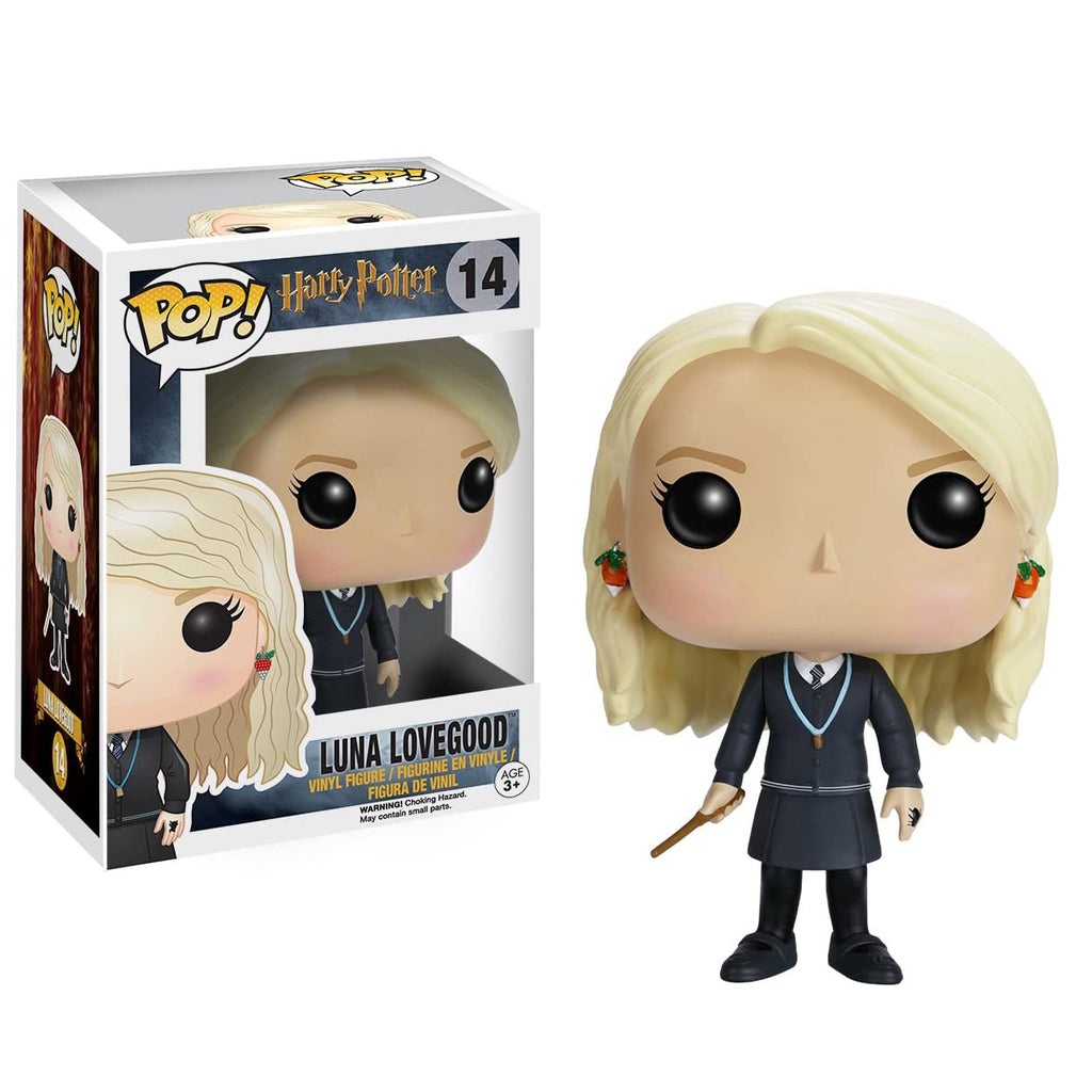 Funko POP Movies #14: Harry Potter - Luna Lovegood