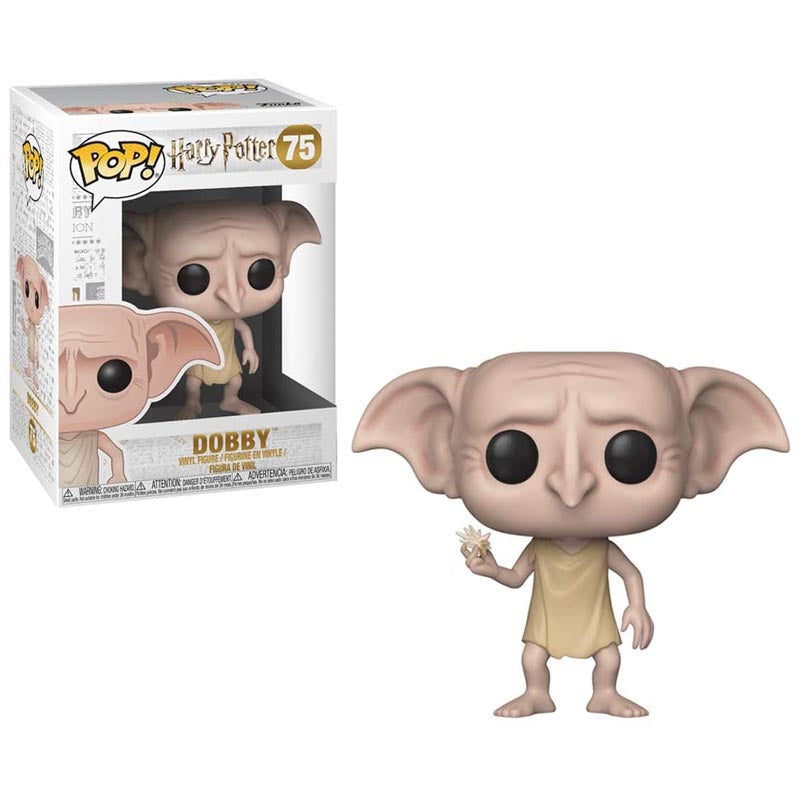 Funko POP! Harry Potter #75 - Dobby Snapping his Fingers