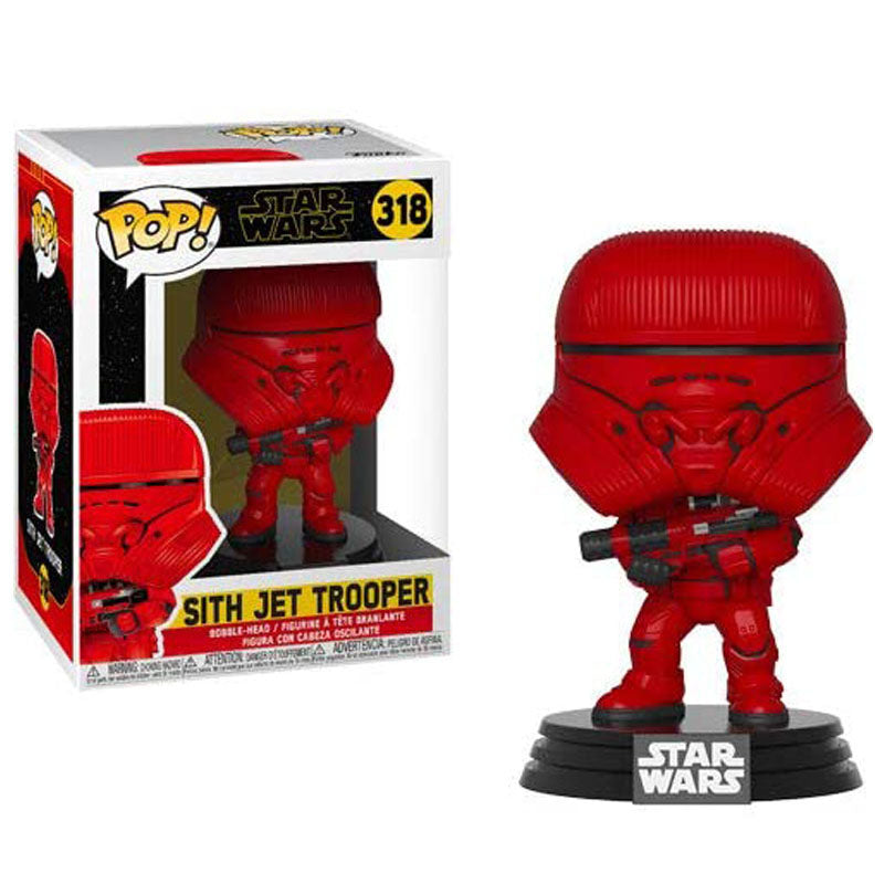 Funko Pop #318 Star Wars Rise of Skywalker Sith Trooper