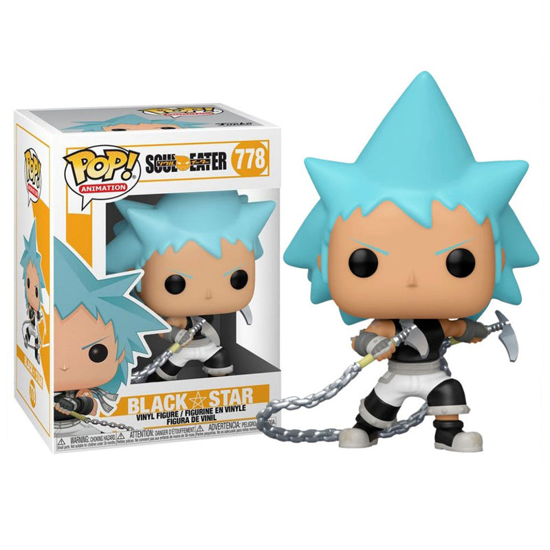 Funko Pop! Animation #778 Soul Eater - Black Star
