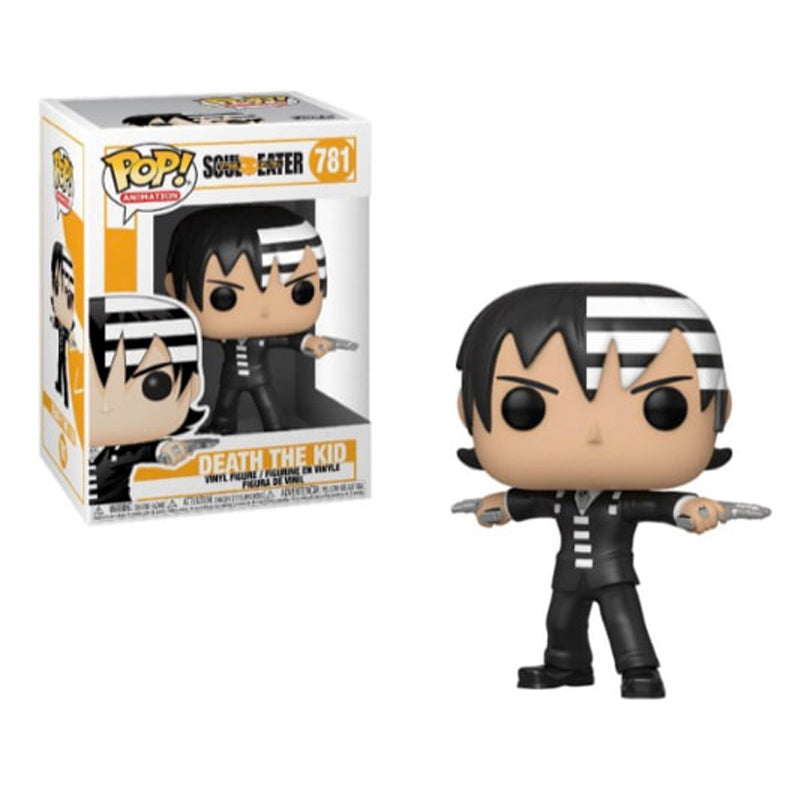 Funko Pop! Animation #781 Soul Eater - Death The Kid
