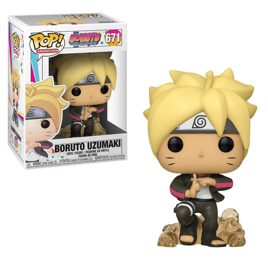 Funko Pop! Animation #671 Boruto - Naruto Next Generation: Boruto Uzumaki