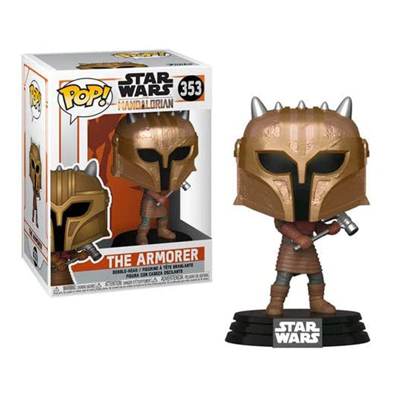 Funko Star Wars #353: The Mandalorian - Armorer