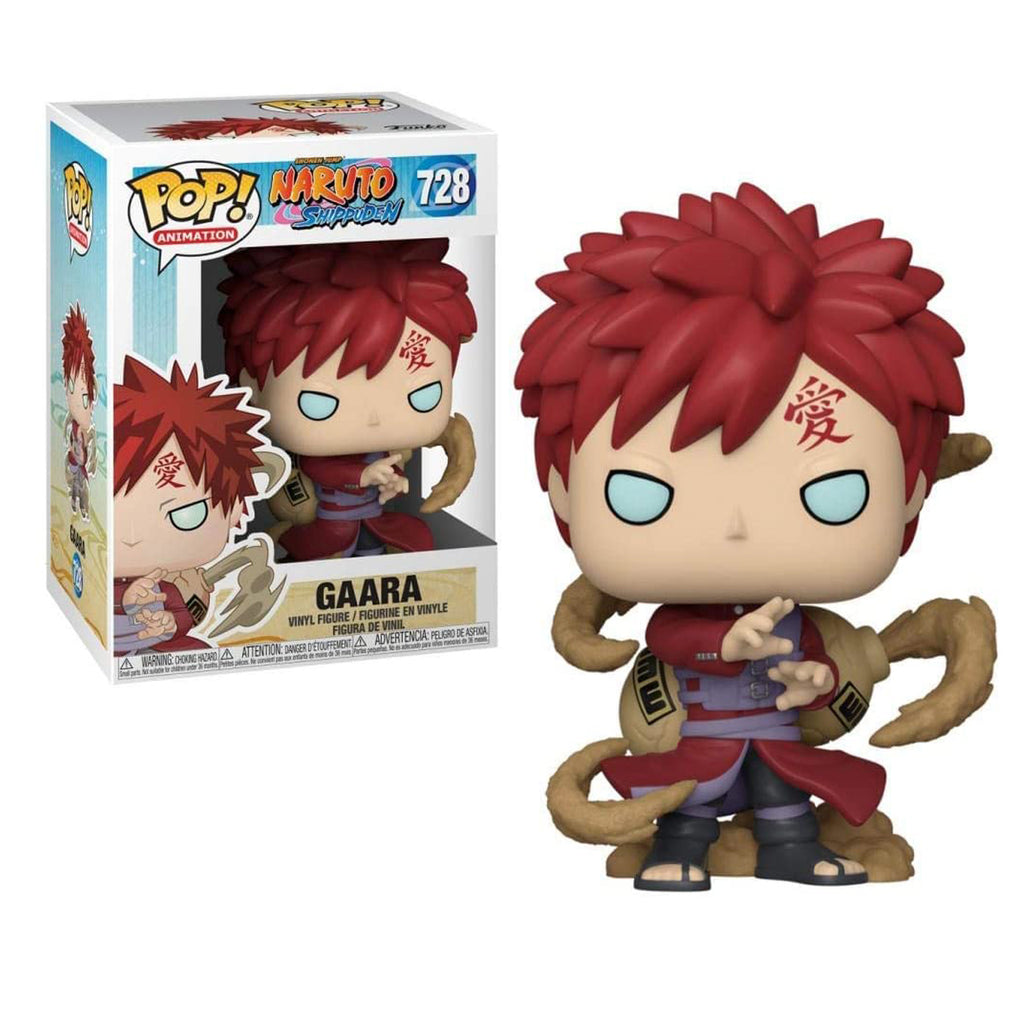 Funko Pop! Animation #728 Naruto - Gaara