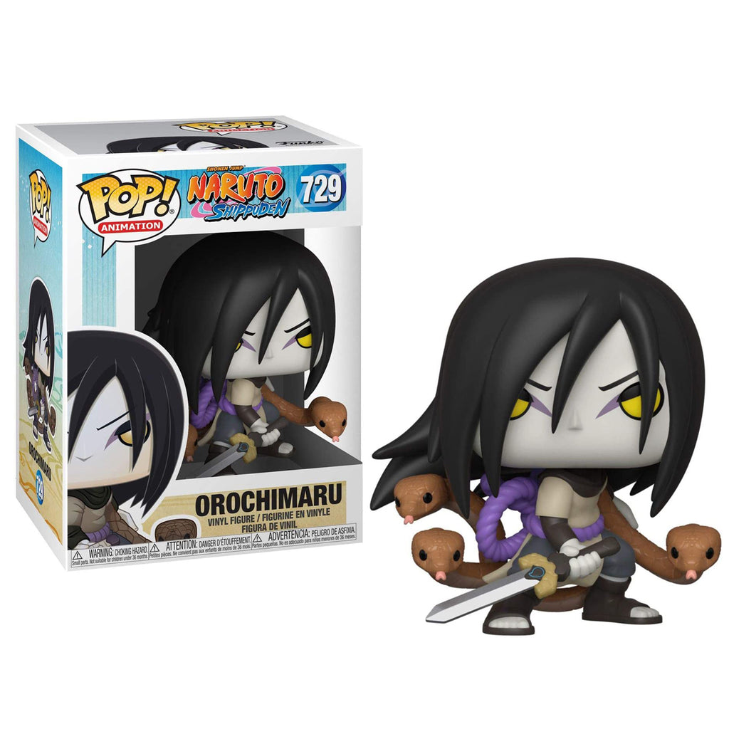 Funko Pop! Animation #729 Naruto - Orochimaru