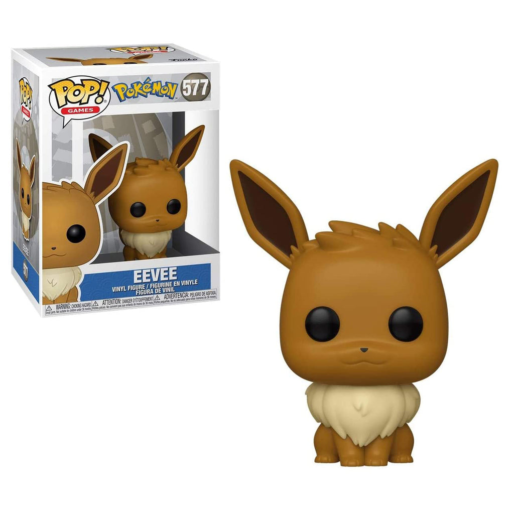 Funko Pop! Games #577: Pokemon - Eevee
