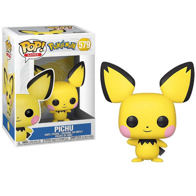 Funko Pop! Games #579: Pokemon - Pichu