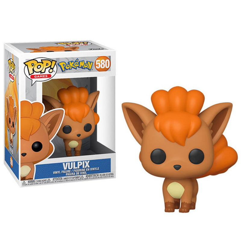 Funko Pop! Games #580: Pokemon - Vulpix