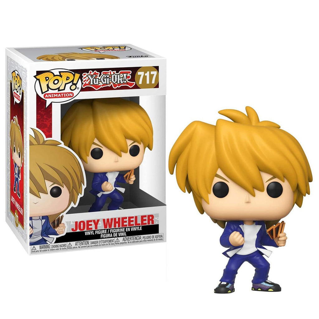 Funko Pop! Animation #717 Yu-Gi-Oh - Joey Wheeler