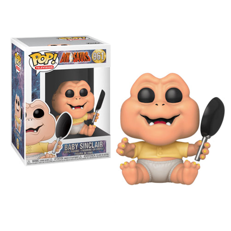 Funko Pop! TV #961: Dinosaurs - Baby Sinclair
