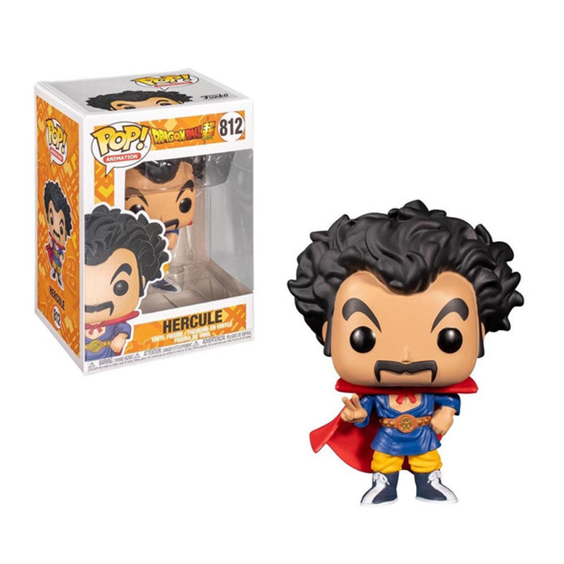 "Funko Pop! Animation #812 : Dragon Ball Super - Hercule ""Mr Satan"""