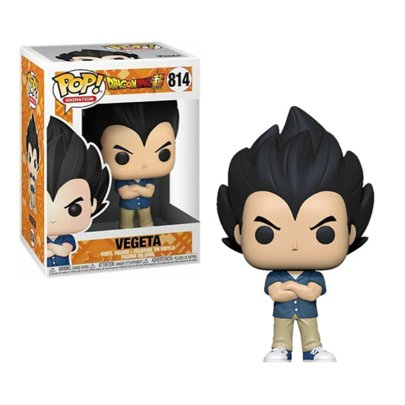 Funko Pop! Animation #814: Dragon Ball Super - Vegeta