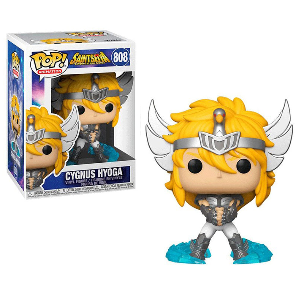 Funko Pop! Animation #808: Saint Seiya - Cygnus Hyoga
