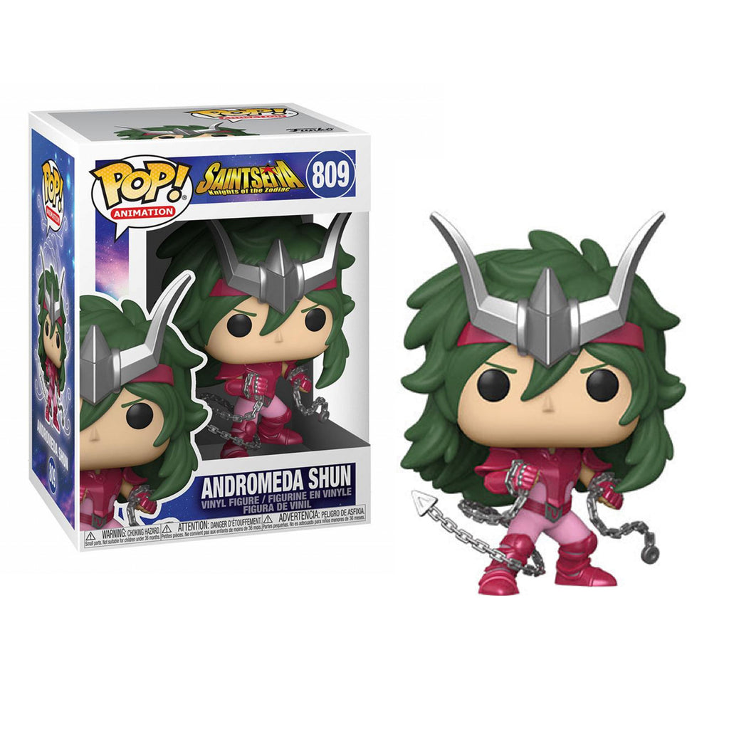 Funko Pop! Animation #809: Saint Seiya - Andromeda Shun