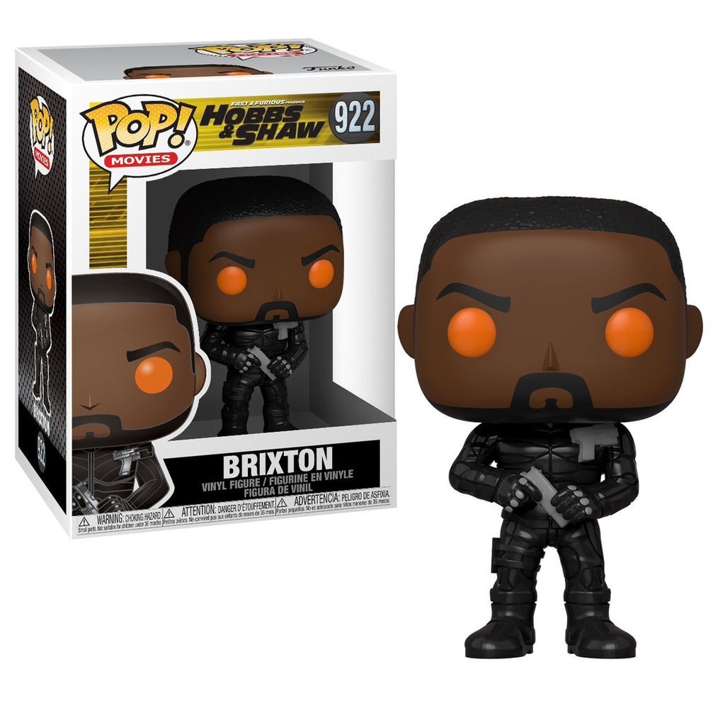 Funko Pop! Movies #922: Hobbs & Shaw - Brixton