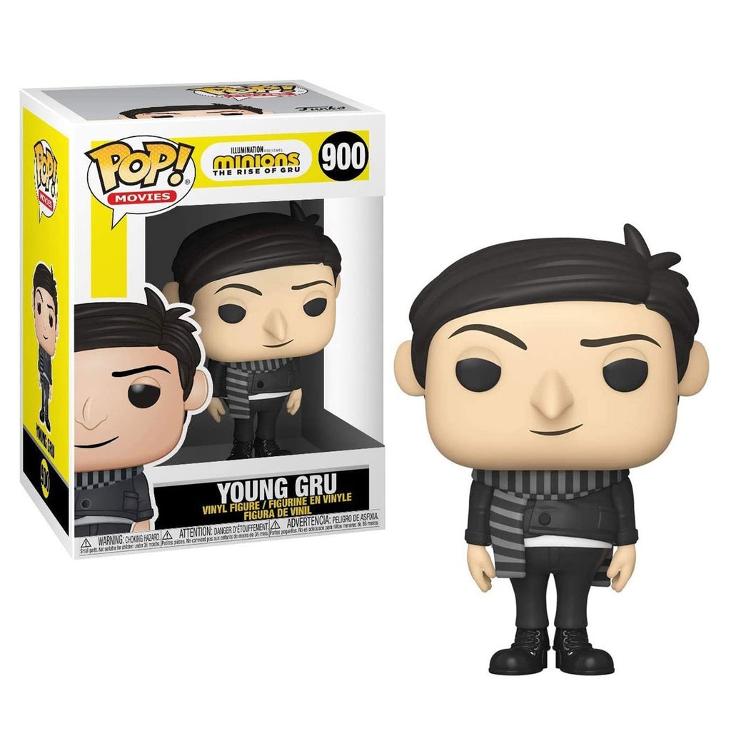 Funko Pop! Movies #900: Minions The Rise of Gru YOUNG GRU