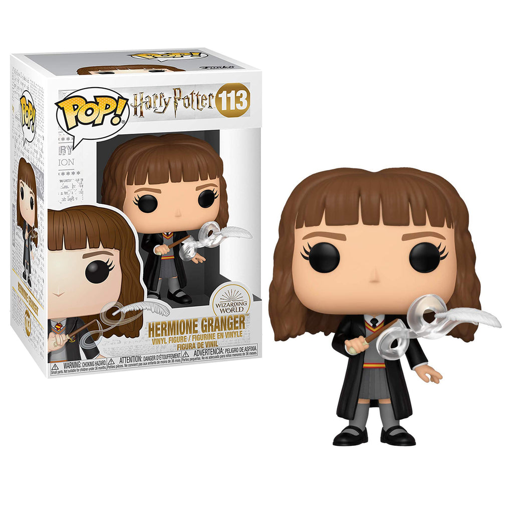 Funko Pop! #113 Harry Potter - Hermione Granger with Feather