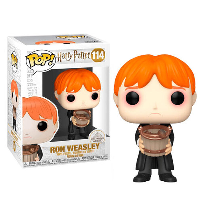 Funko Pop! #114 Harry Potter - Ron Weasley