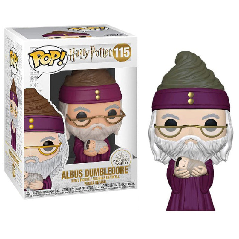 Funko Pop! #115 Harry Potter - Albus Dumbledore