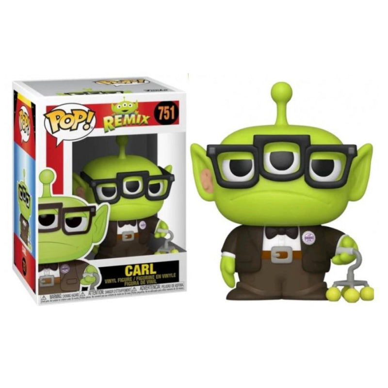 Funko Pop! Disney #751: Pixar Alien Remix - Carl