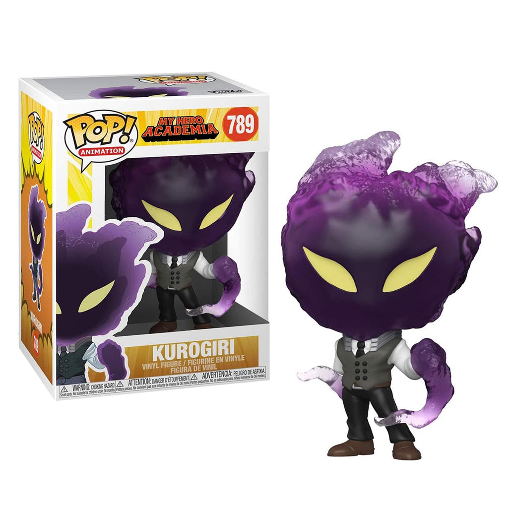 Funko Pop! Animation: My Hero Academia - Kurogiri