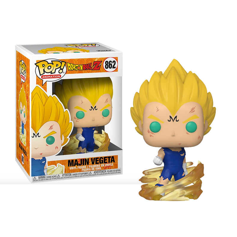 Funko Pop! Animation #862: Dragonball Z - Majin Vegeta