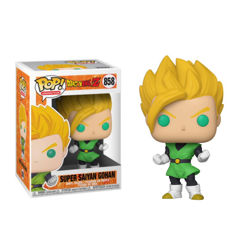 Funko Pop! Animation #858: Dragonball Z - Super Saiyan Gohan