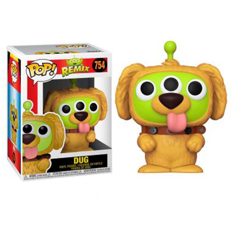 Funko Pop! Disney: Pixar Alien Remix - Alien as Dug