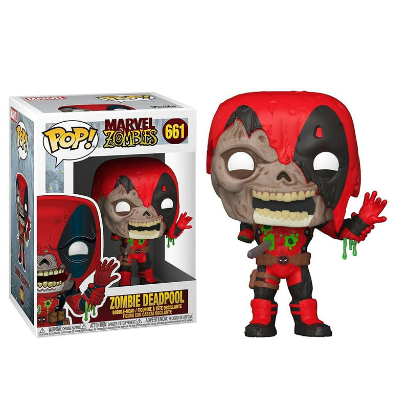 Funko Pop! Marvel #661: Marvel Zombies - Deadpool