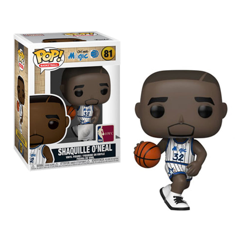 Funko Pop! Basketball #81 Shaquille O'Neal