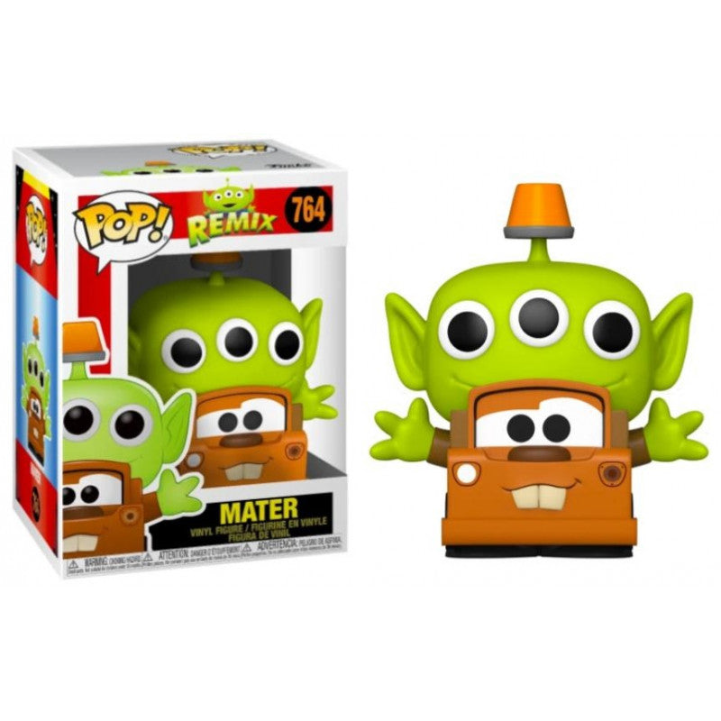 Funko Pop! Disney #764: Pixar Alien Remix - Mater