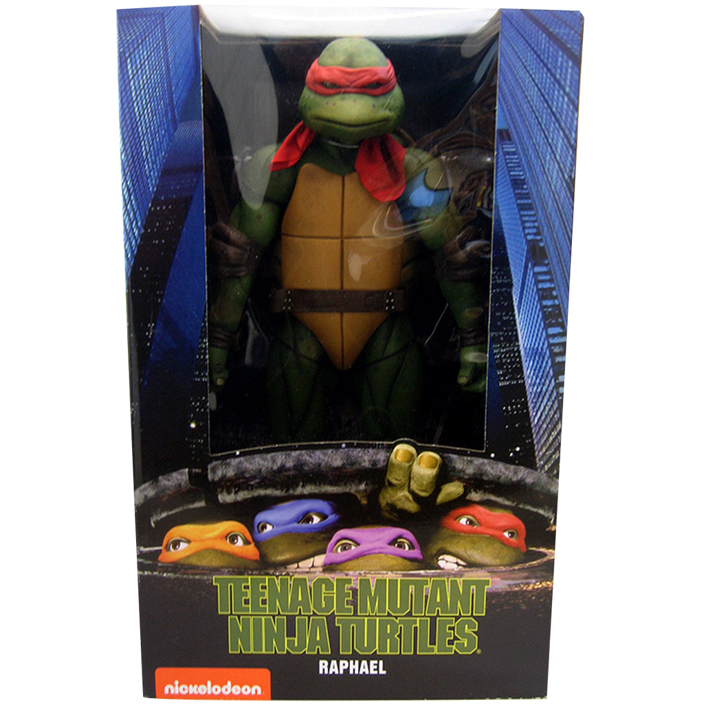 NECA Teenage Mutant Ninja Turtles Raphael 1/4 Scale Action Figure