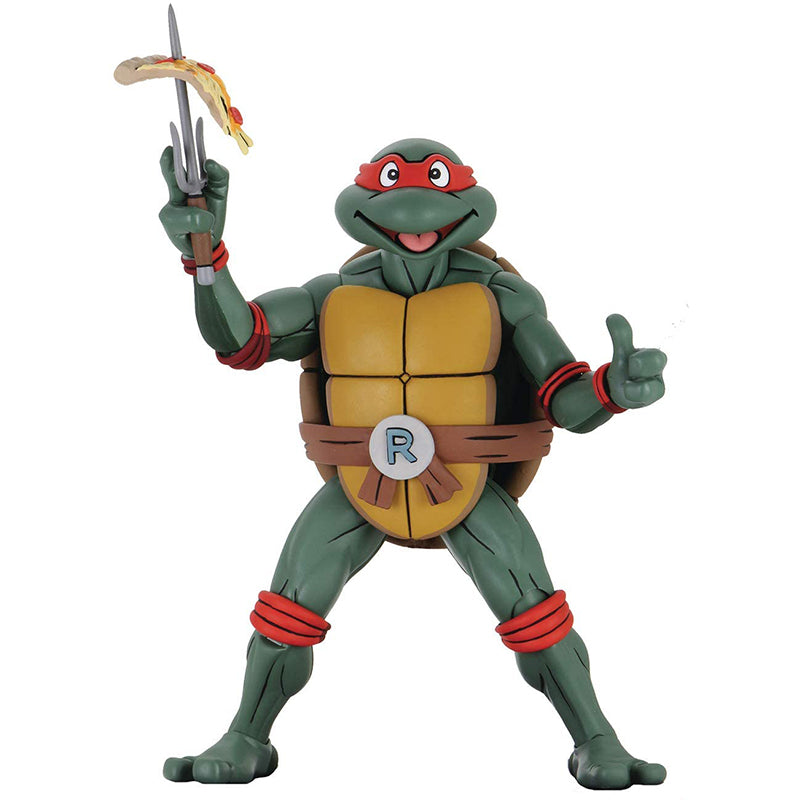 NECA - TMNT Cartoon Super Size Raphael 1/4 Scale Action Figure