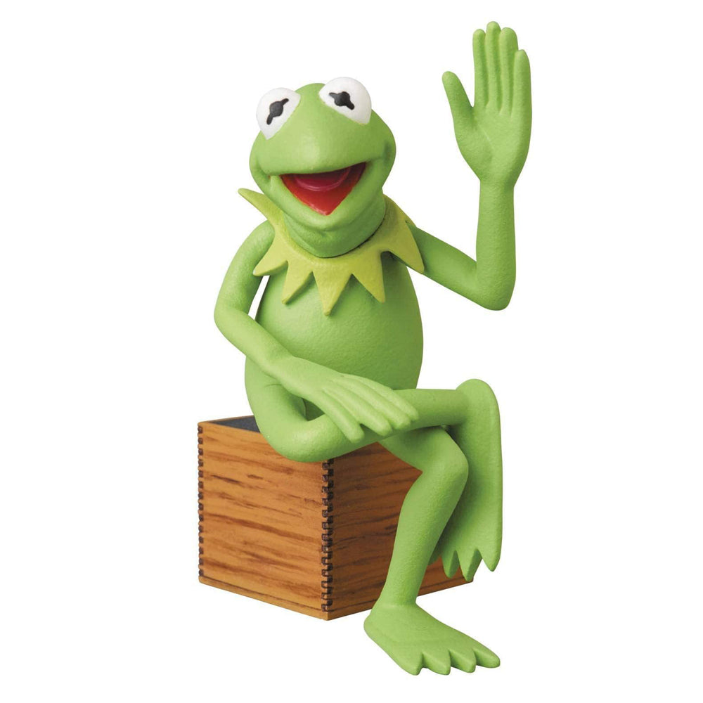 Medicom Disney: Kermit The Frog Ultra Detail Figure