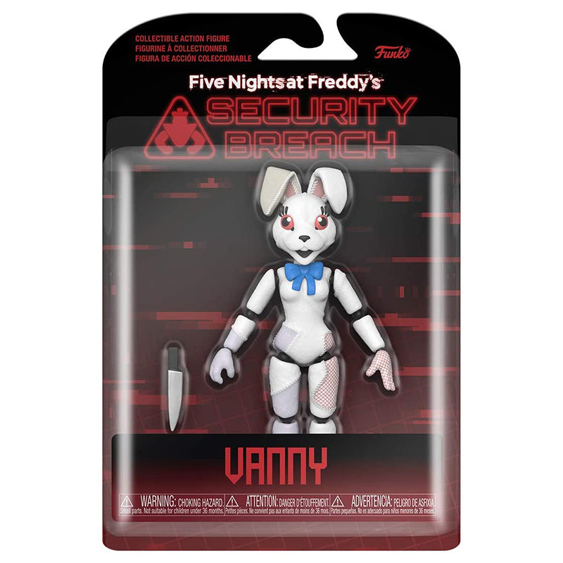 Funko Action Figure: Five Nights at Freddy's, Security Breach - Vanny