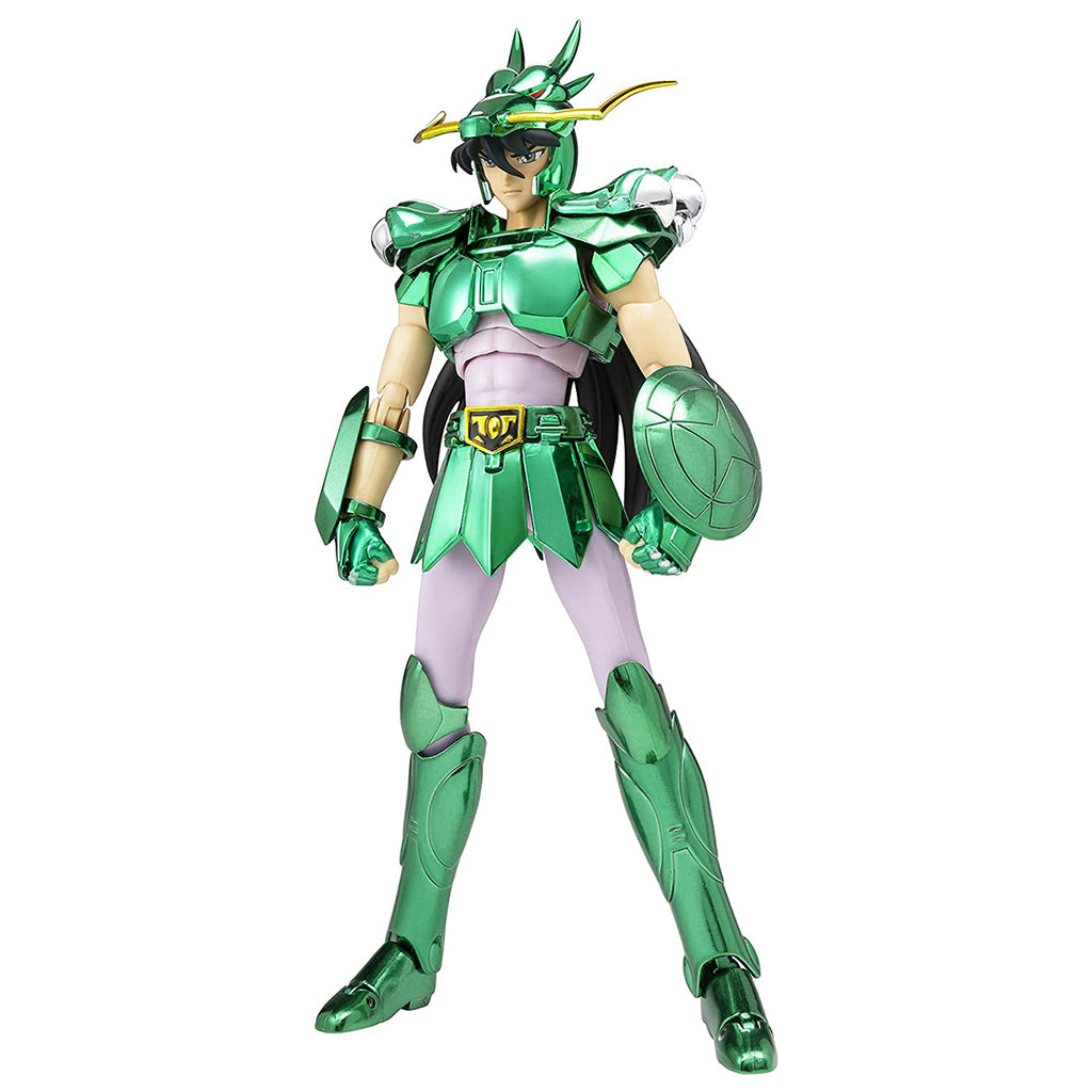 TAMASHII NATIONS Bandai Saint Cloth Myth Dragon Shiryu (Revival Ver.) Saint Seiya