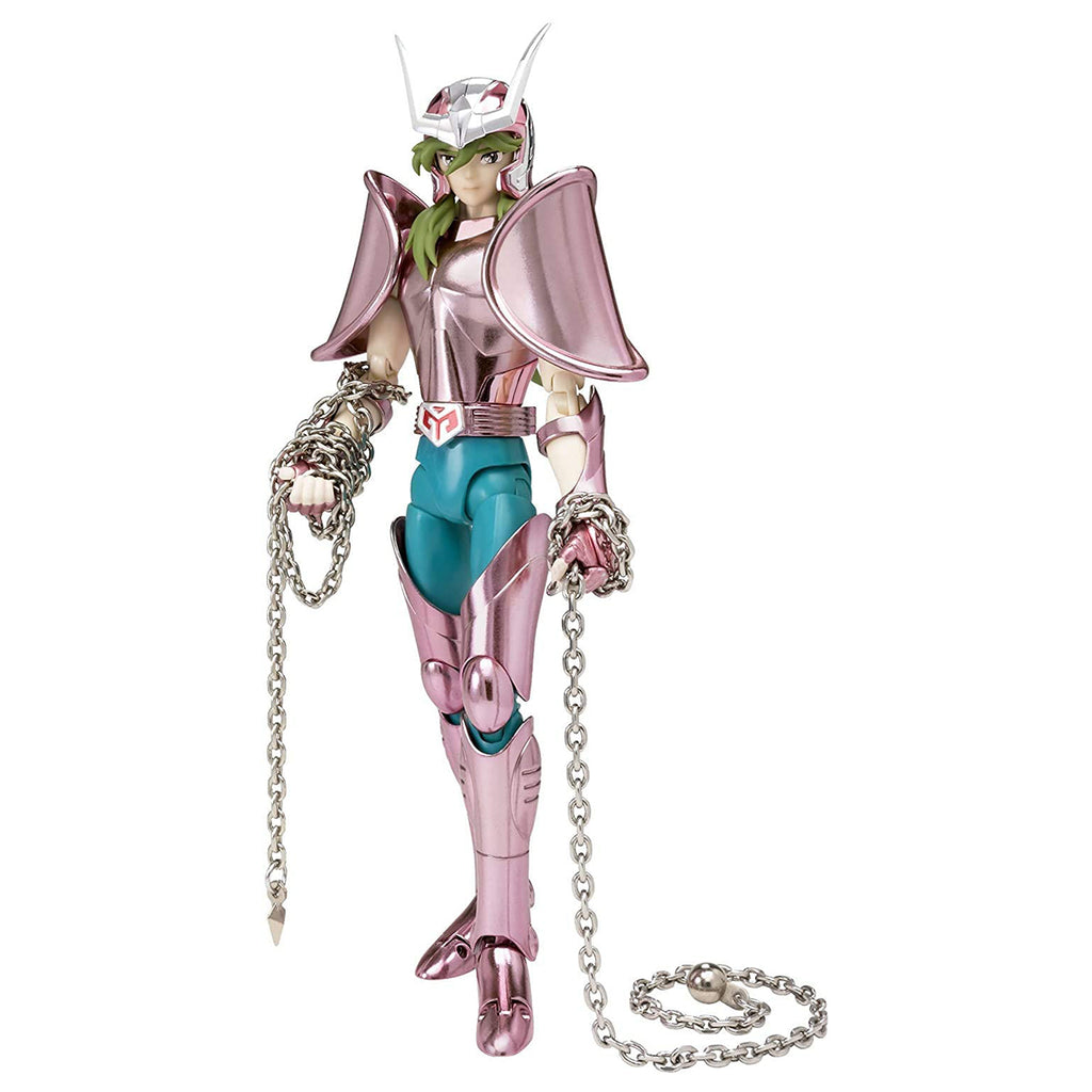 Bandai Saint Cloth Myth Andromeda Shun Early Bronze Cloth Revival Ver. Saint Seiya
