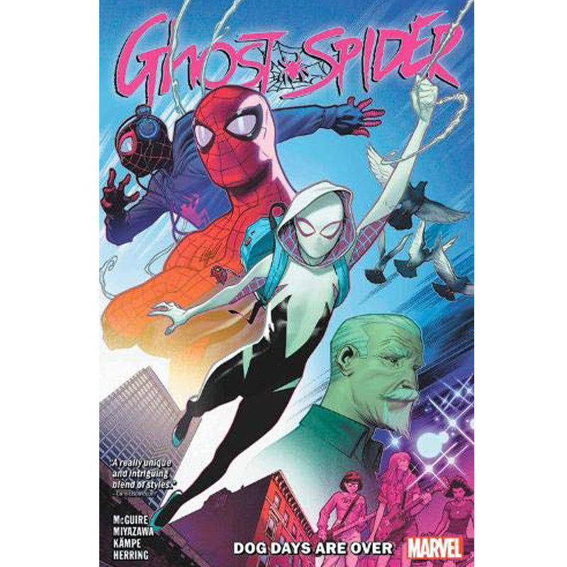 Ghost-Spider Vol. 1: Dogs Days Are Over Paperback