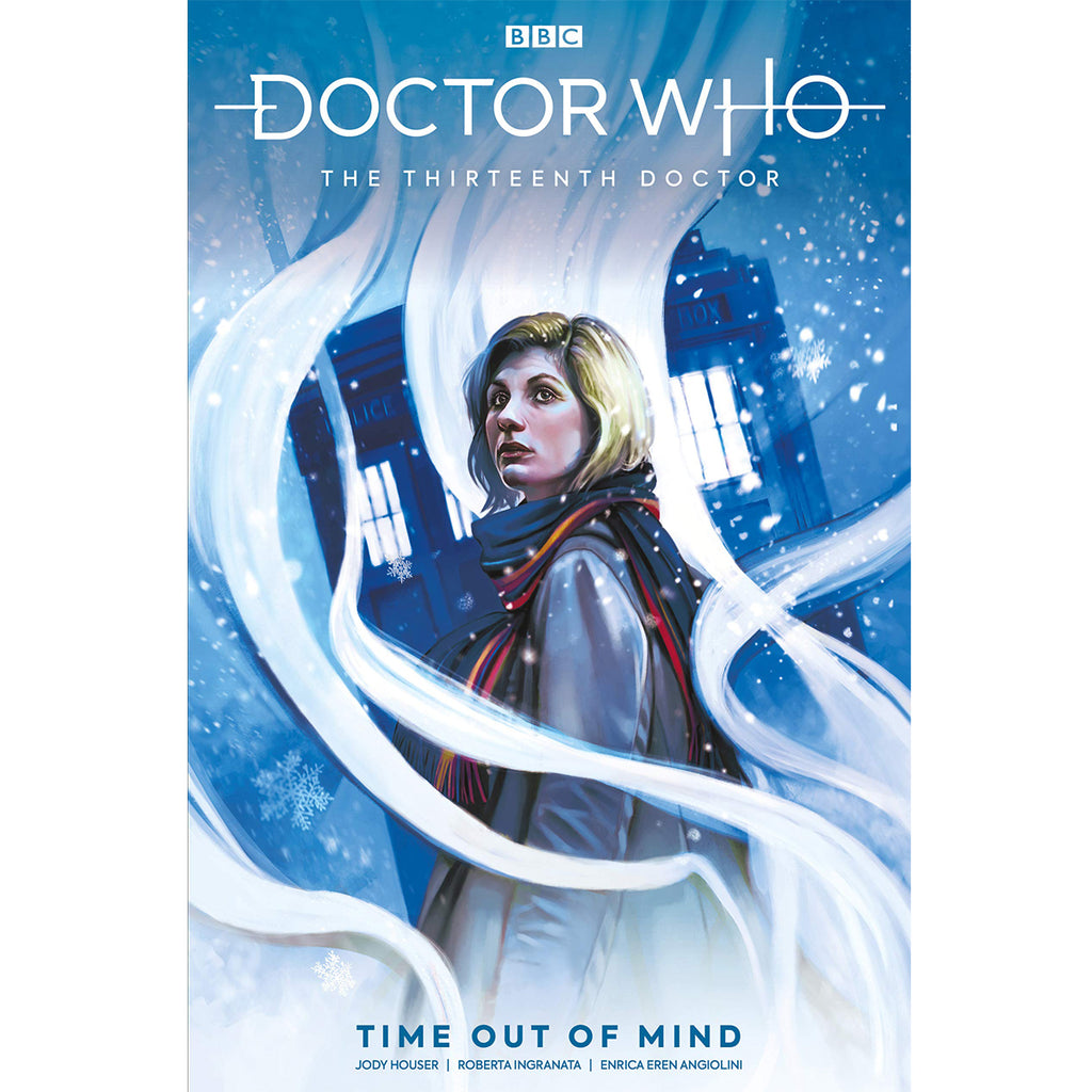 Doctor Who: Time Out of Mind Paperback