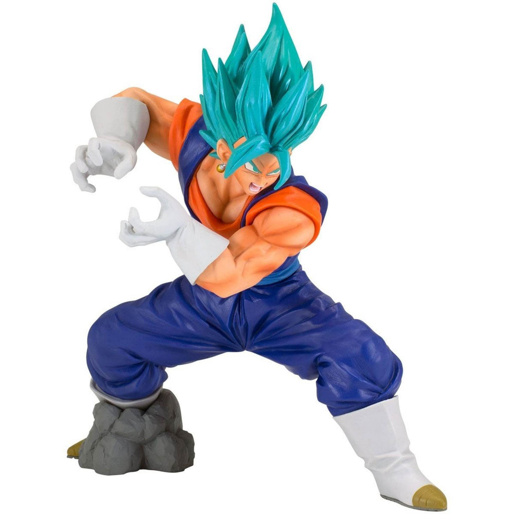 Dragon Ball Super: Vegetto Super Final Kamehame-ha Figure by Banpresto