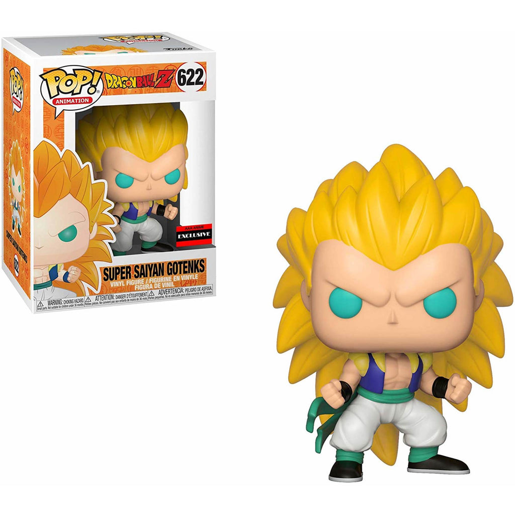 Funko Dragon Ball Z Super Saiyan 3 Gotenks Pop Figure (AAA Anime Exclusive)